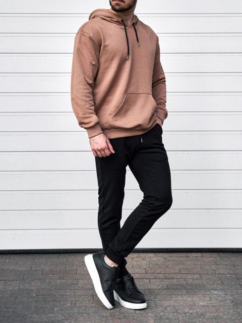 アスレジャーファッションの男性-1