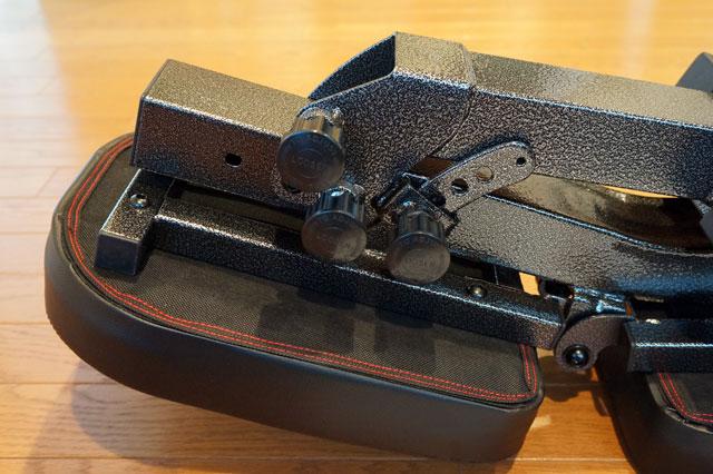 ワンタッチ式ロックボルト