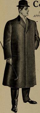 チェスターコート(1907年)
