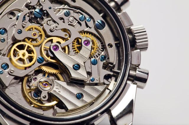 機械式腕時計