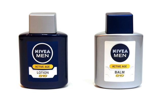 NIVEA MEN アクティブエイジシリーズ