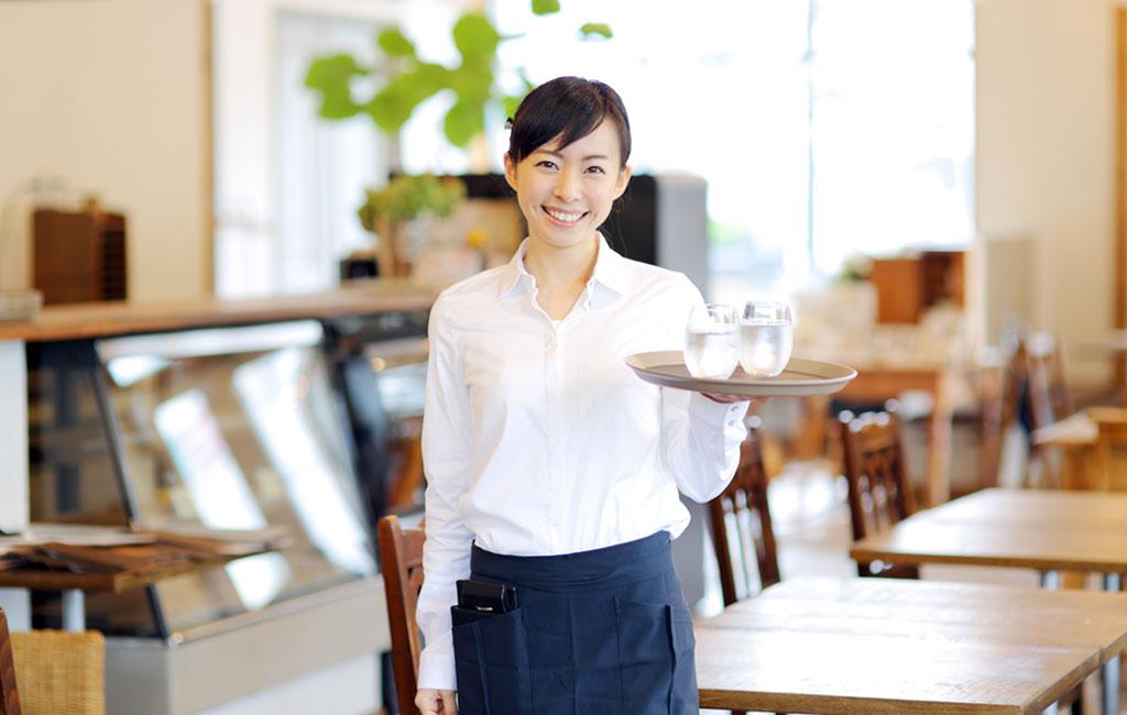 カフェ店員-1