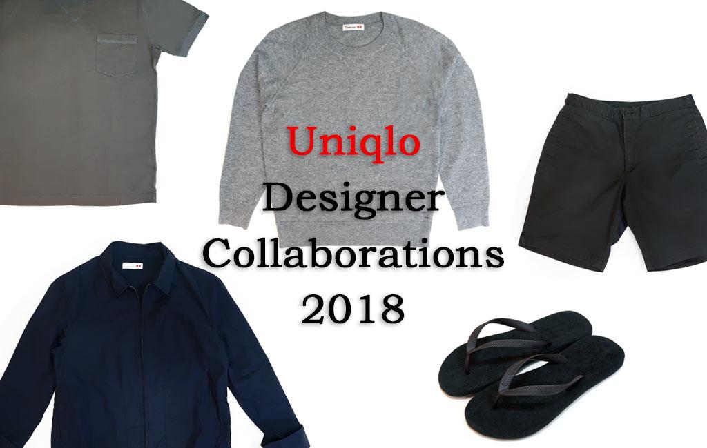 ユニクロ デザイナーコラボ2018