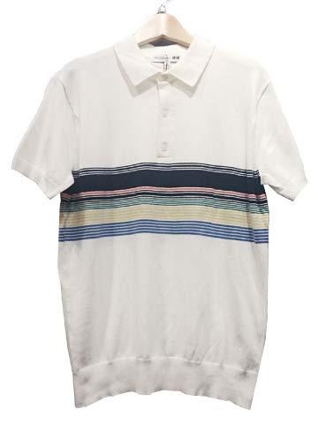 JWA-ニットポロシャツ(半袖)+E