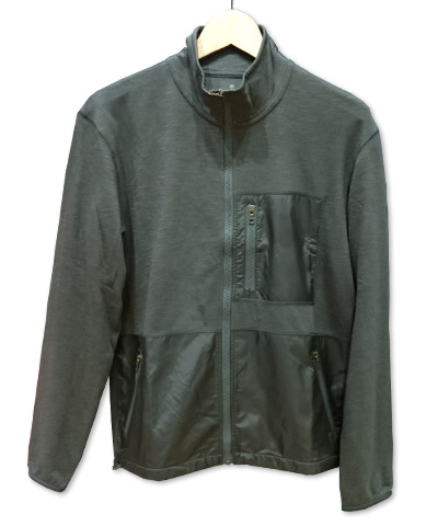 TM-エアリズム スタンドジャケット