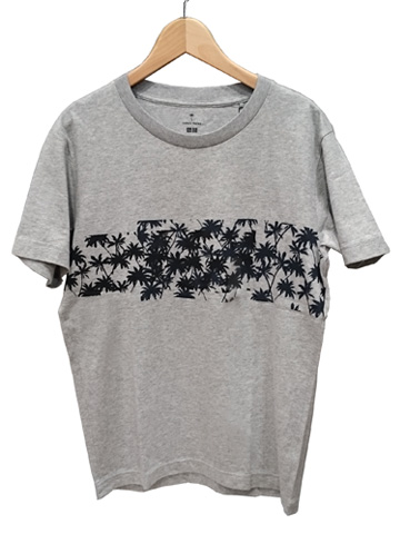 TM-スーピマコットンプリントTシャツ+E